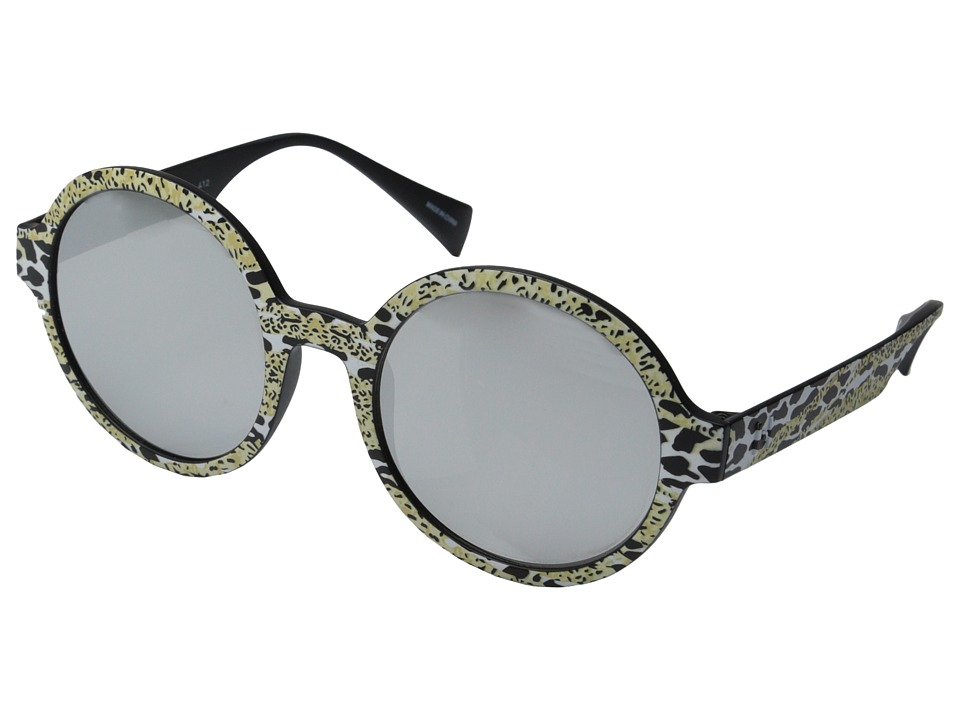 Italia Independent - IS008 (Puma Grey) Fashion Sunglasses