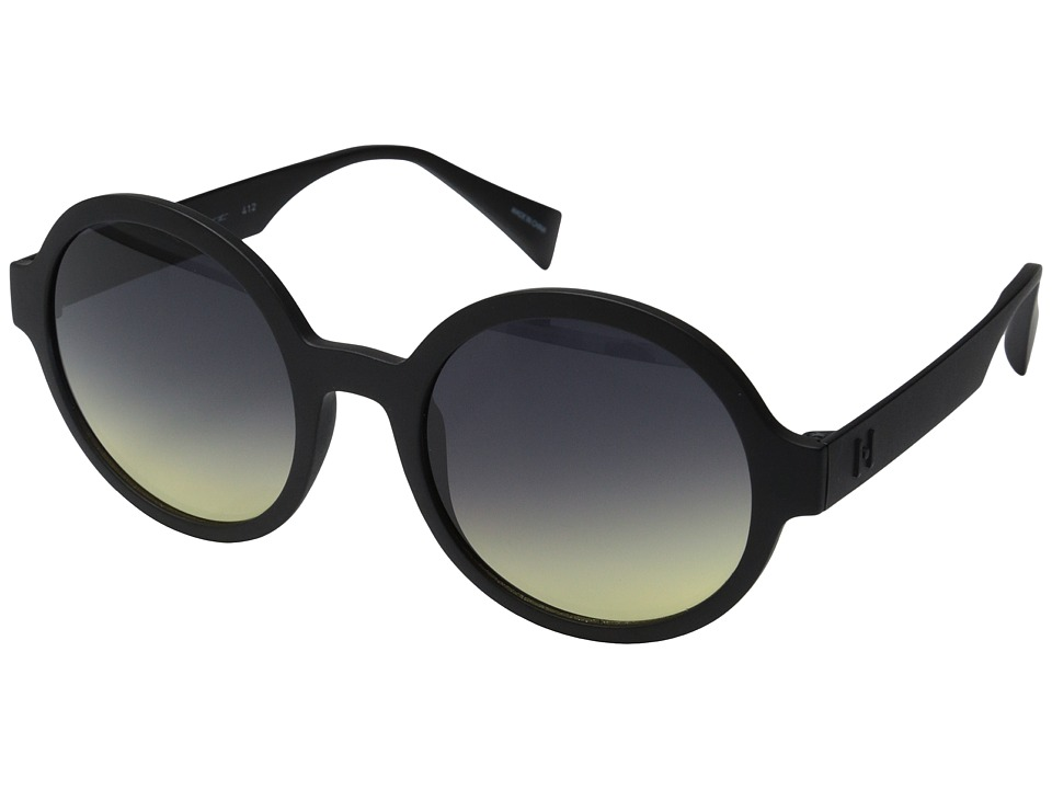 Italia Independent - IS008 (Black) Fashion Sunglasses