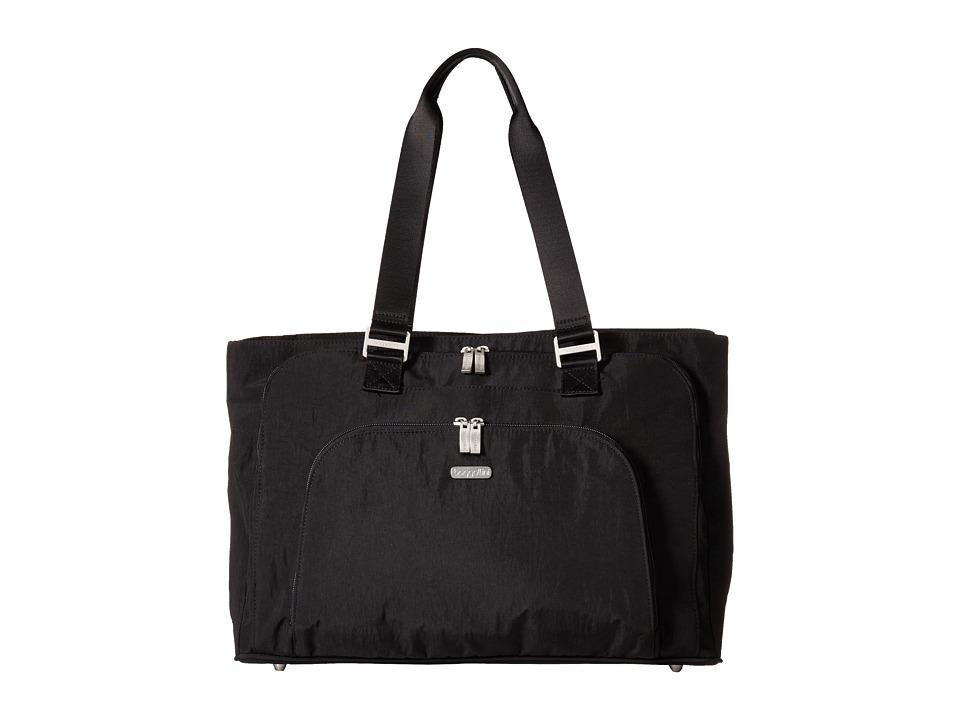 Baggallini - Errand Tote (Black/Sand) Tote Handbags