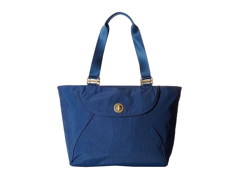 Baggallini - Gold Alberta Tote (Pacific) Tote Handbags