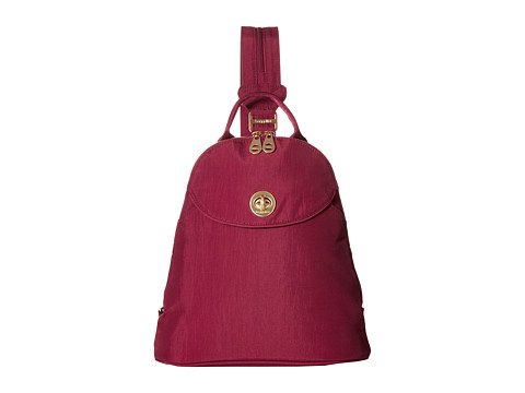 Baggallini - Gold Cairo Backpack (Berry) Backpack Bags