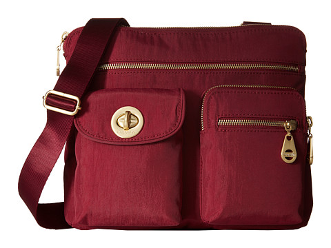 Baggallini - Gold Sydney (Berry) Handbags