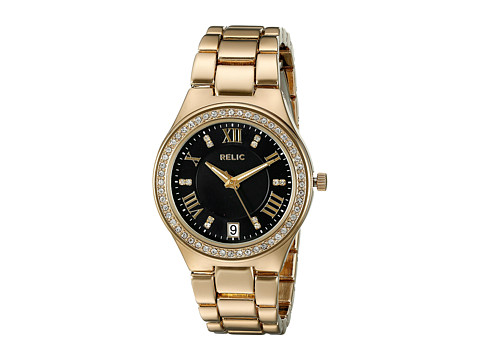 Relic - Libby (Gold/Black) Watches