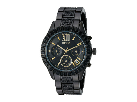Relic - Bailey (Black) Watches