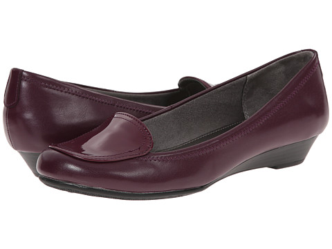 LifeStride - Mari 2 (Plum) Women's Shoes