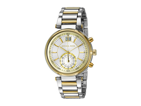 Michael Kors - Sawyer (MK6225 - Two-Tone) Watches