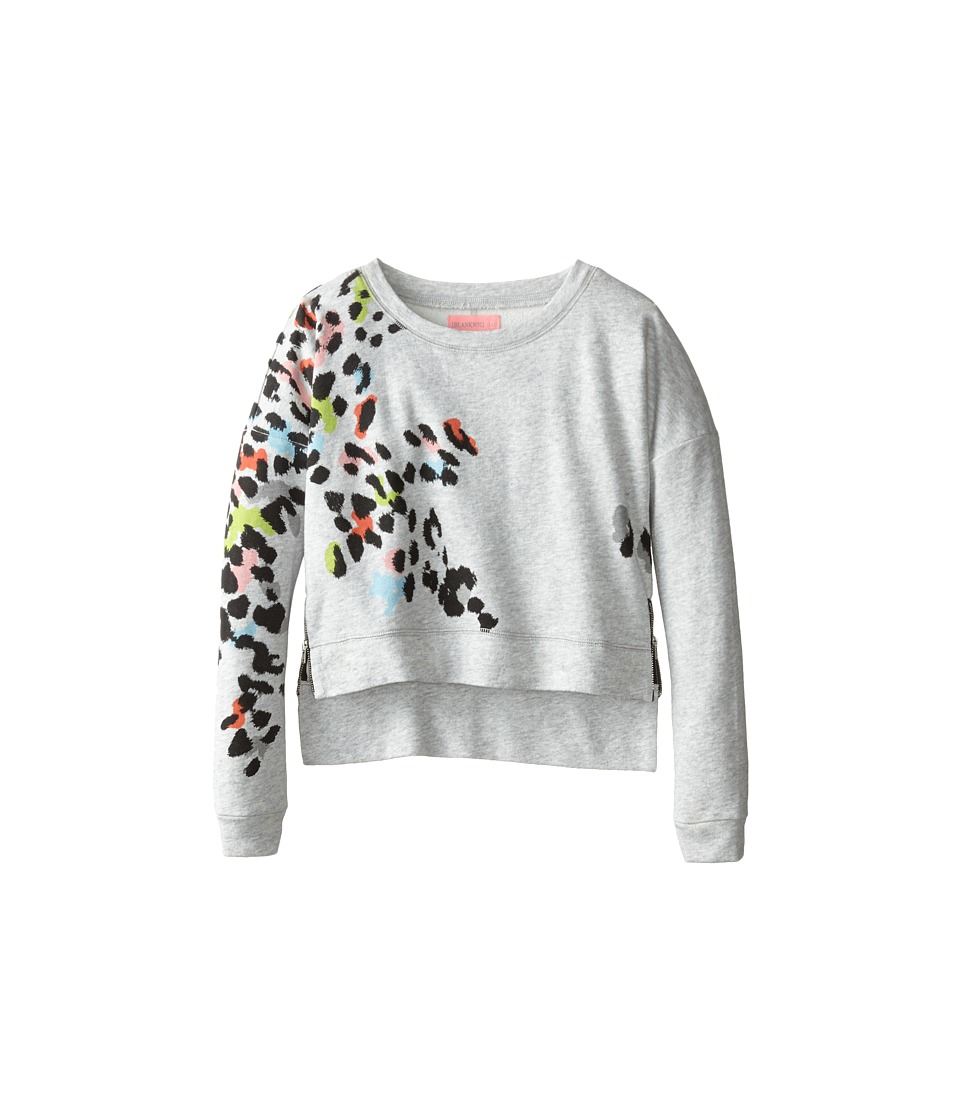 Blank NYC Kids - Multi Cat Sweater (Big Kids) (Multi Cat) Girl