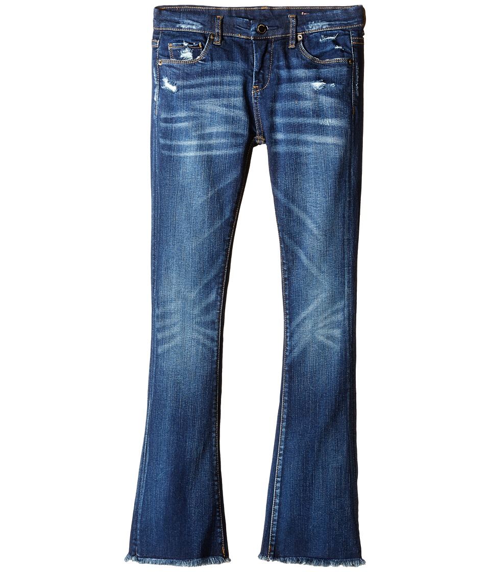 Blank NYC Kids - Flare Jeans in Dare (Big Kids) (Dare) Girl's Jeans
