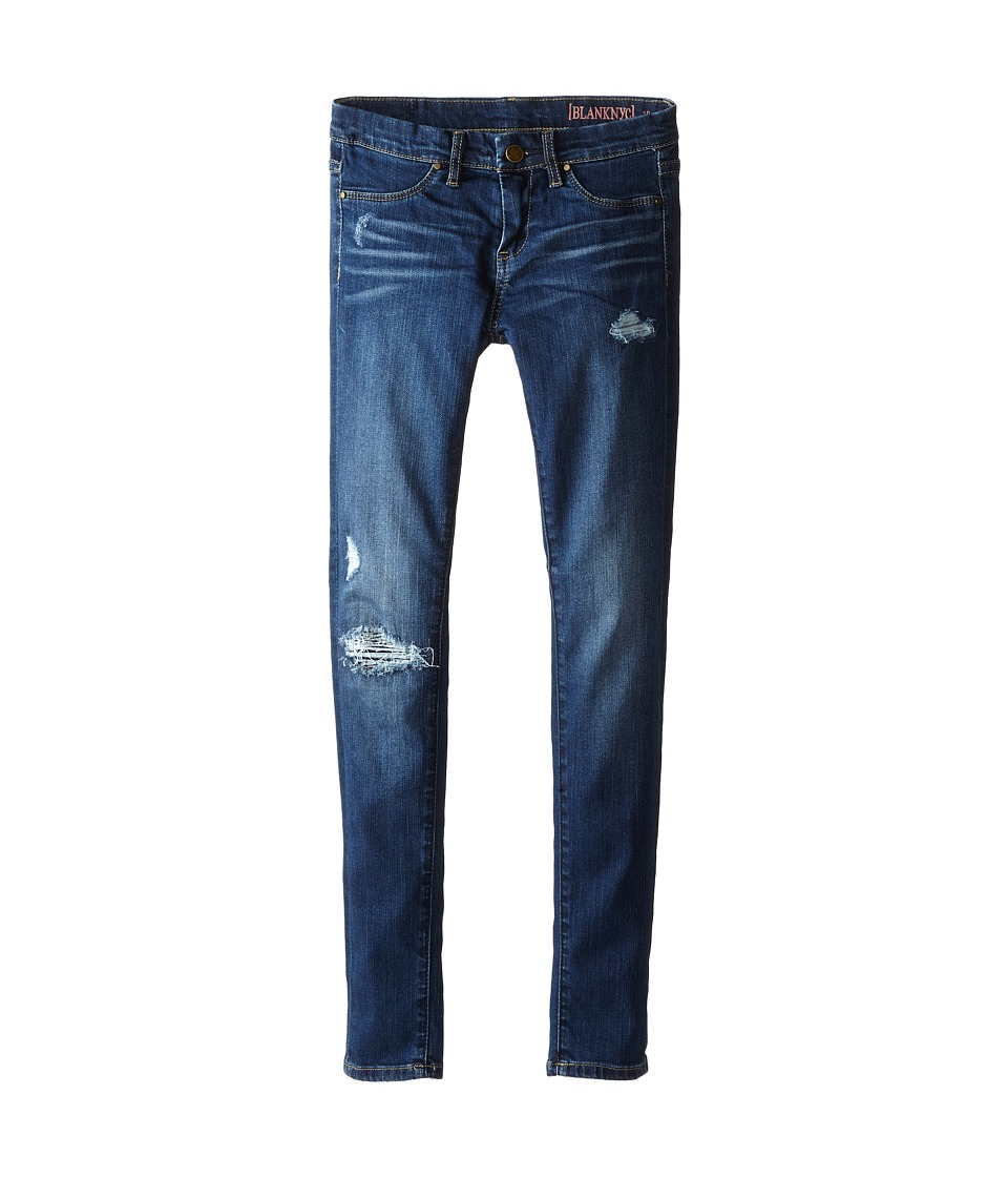 Blank NYC Kids - Skinny Jeans in Hotel (Big Kids) (Hotel) Girl's Jeans