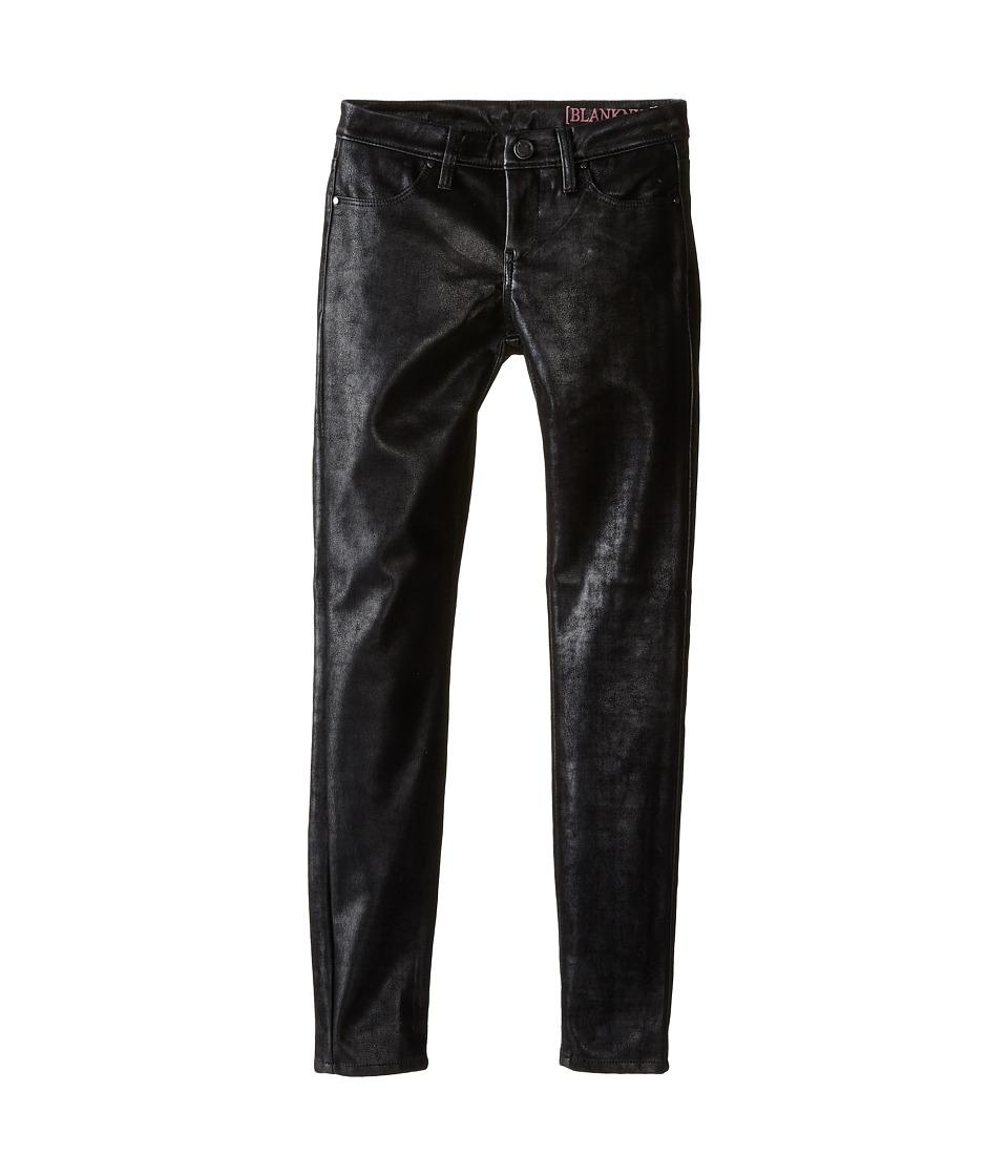 Blank NYC Kids - Jugaloo Vegan Leather Skinny Pants (Big Kids) (Jugaloo) Girl