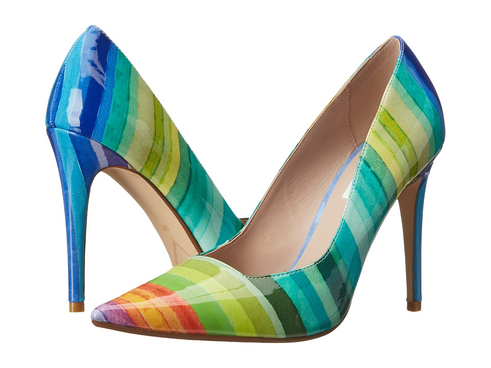 Dune London - Brooks (Multi Stripe) High Heels