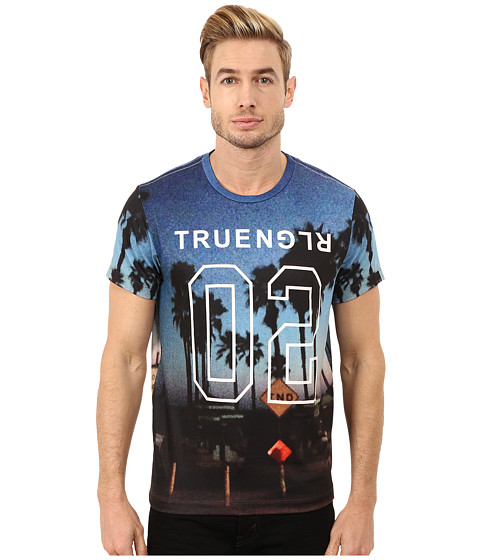 True Religion - Sublimation Tee (Ace) Men's T Shirt