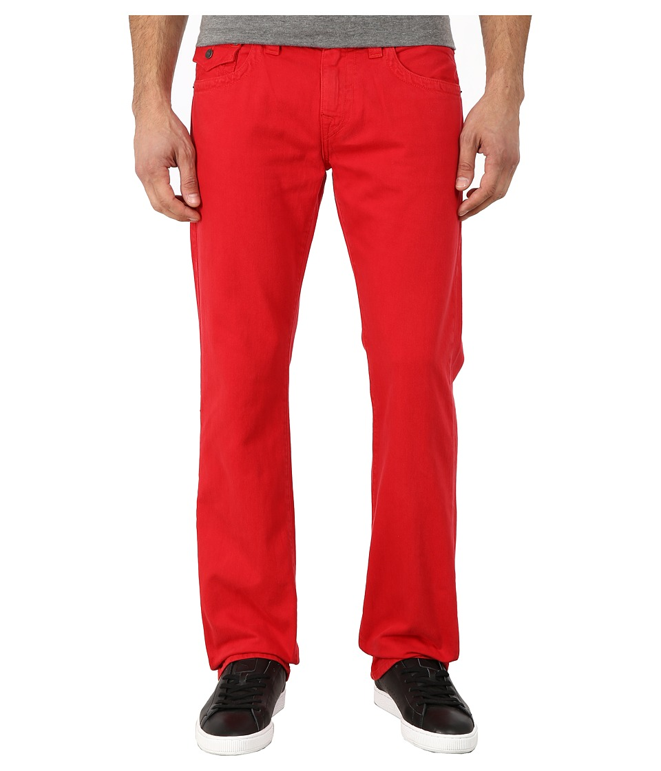 True Religion - Ricky w/ Flaps in True Red (True Red) Men's Jeans