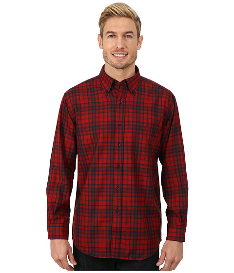 Pendleton - Long Sleeve Sir Pen Button Down Shirt (Matheson Tartan) Men