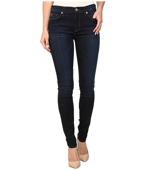 Hudson - Nico Midrise Skinny Jeans in Rogue Waves (Rogue Waves) Women