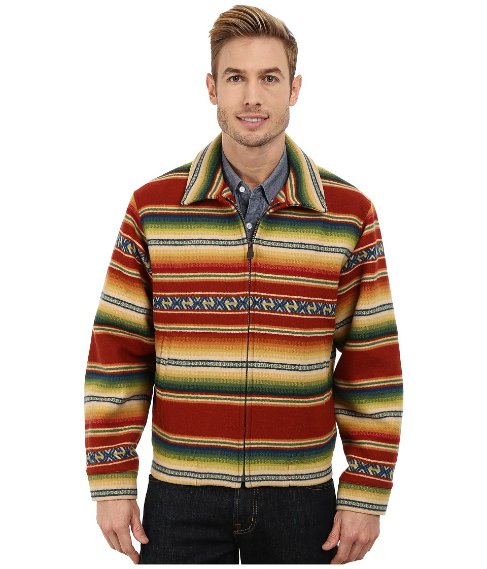 Pendleton - Sunset Coat (Red Casa Grande Stripe) Men