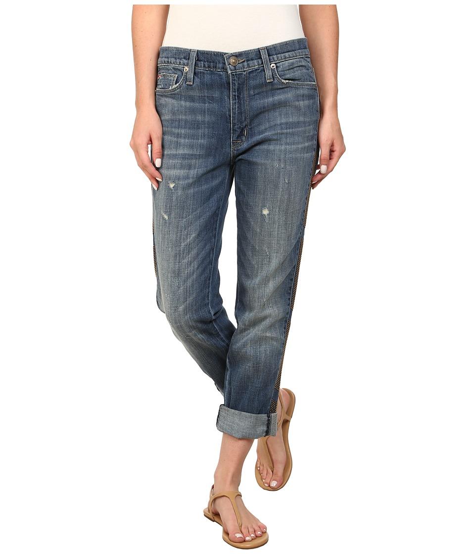 Hudson - Jude Skinny Jeans w/ Beading in Serrano (Serrano) Women's Jeans