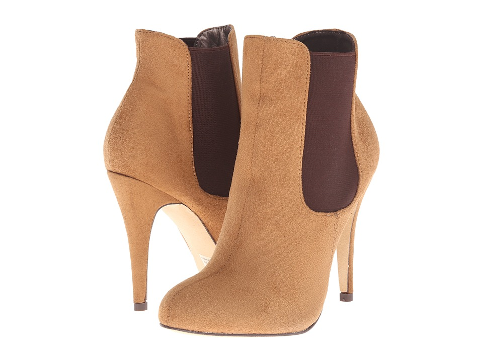 Michael Antonio - Fido - Suede (Tan) Women
