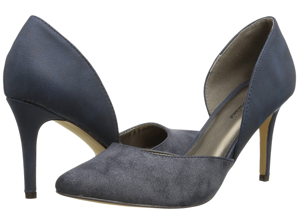 Michael Antonio - Lanza (Navy) High Heels