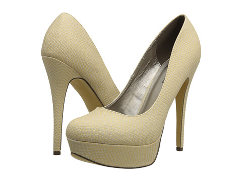 Michael Antonio - Lily - Snake (Natural) Women's Shoes