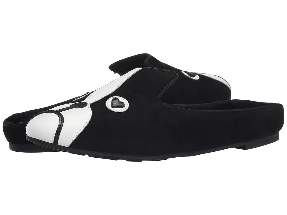 Marc by Marc Jacobs - Shorty Slipper (Black) Women's Slippers