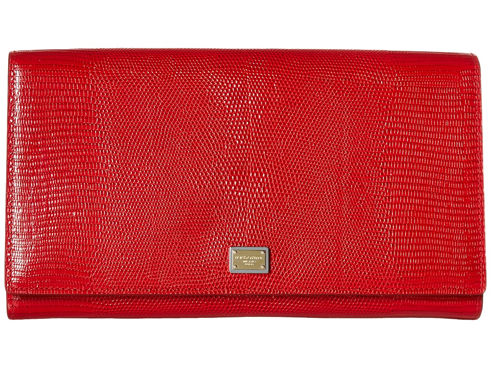 Dolce & Gabbana - Clutch Bag (Rosso) Clutch Handbags