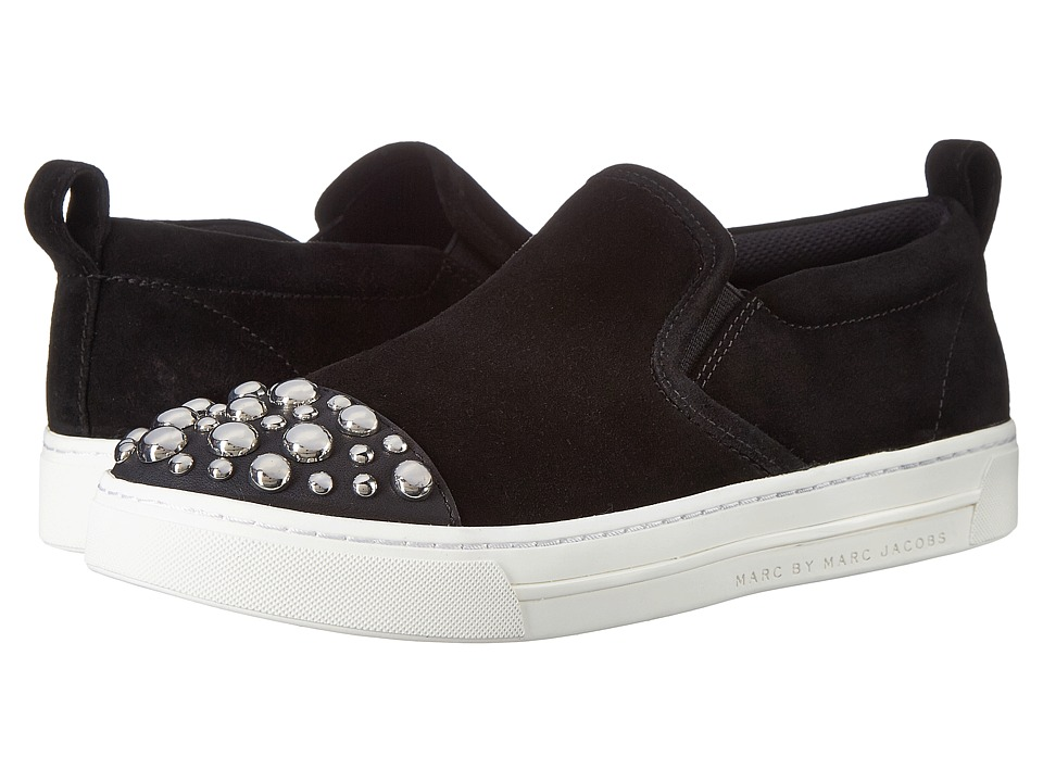 Marc by Marc Jacobs - Grand Skate Sneaker (Black) Women