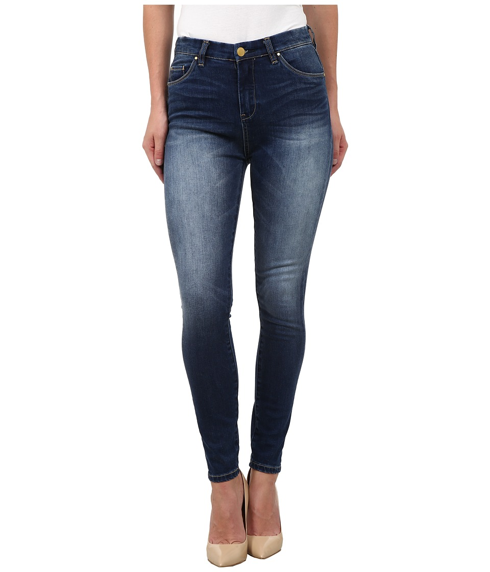 Blank NYC - High Rise Skinny in Blue (Blue) Women