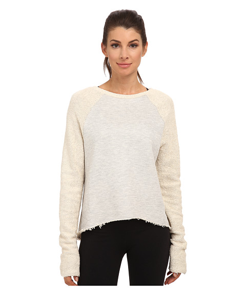 Mara Hoffman - Fly Away Sweater (Grey Terry) Women