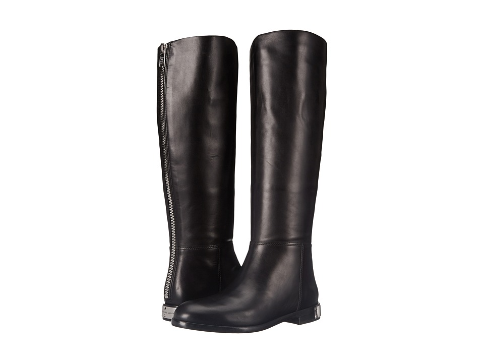 Marc by Marc Jacobs Kip Riding Boot (Black) Women