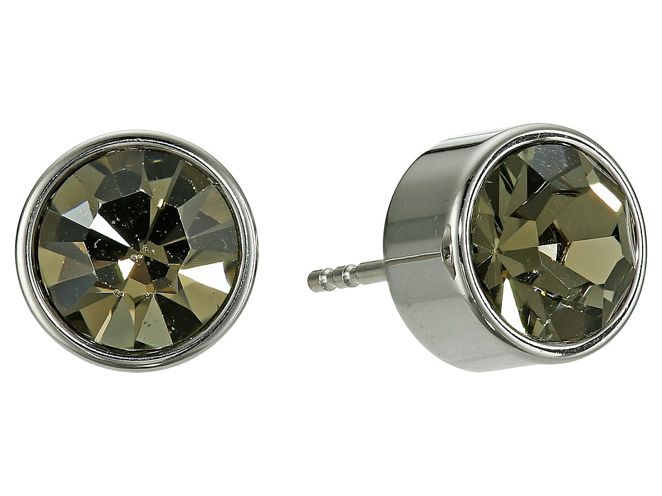 Michael Kors - Park Avenue Glam Stud Earrings (Silver) Earring