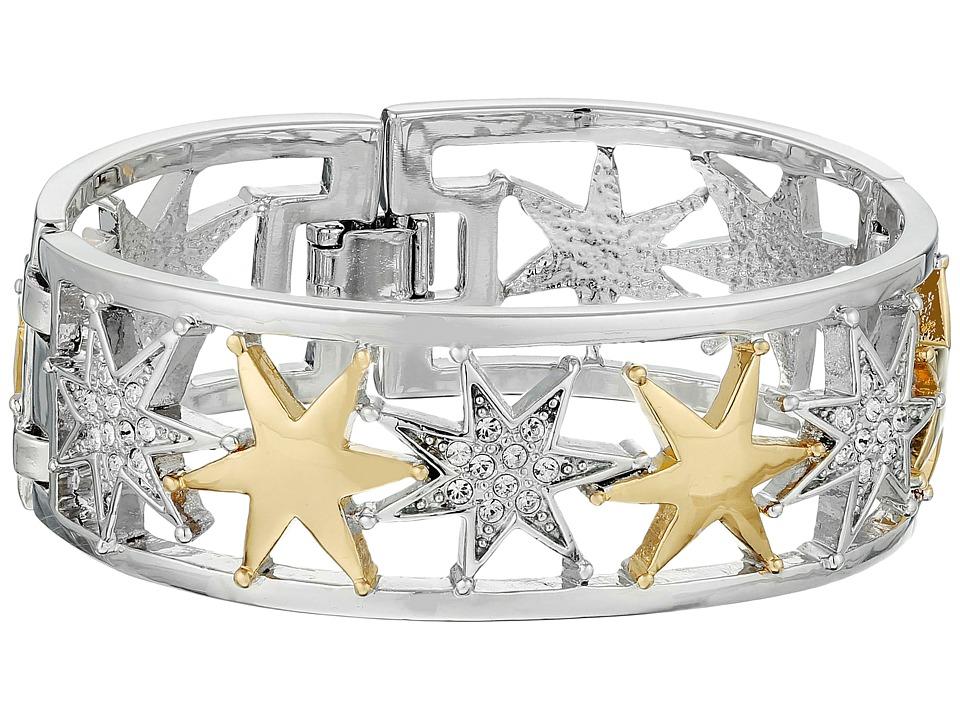Nina - Infinity Bracelet (Gold/Silver Finish) Bracelet