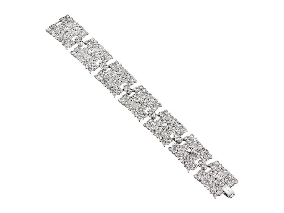 Nina - Thana Bracelet (Silver/Crystal) Bracelet
