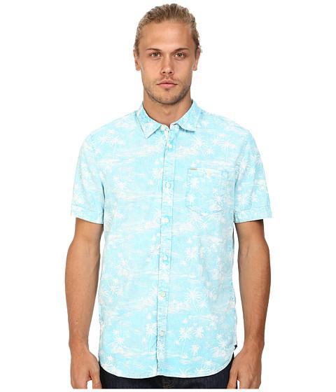 Buffalo David Bitton - Sizzurp Short Sleeve Shirt (Maui) Men's Clothing