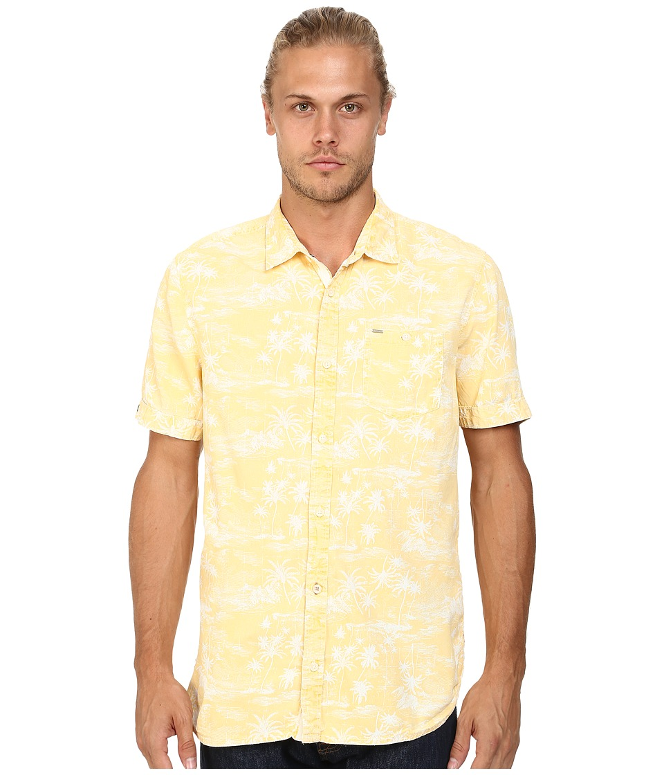Buffalo David Bitton - Sizzurp Short Sleeve Shirt (Pi A) Men