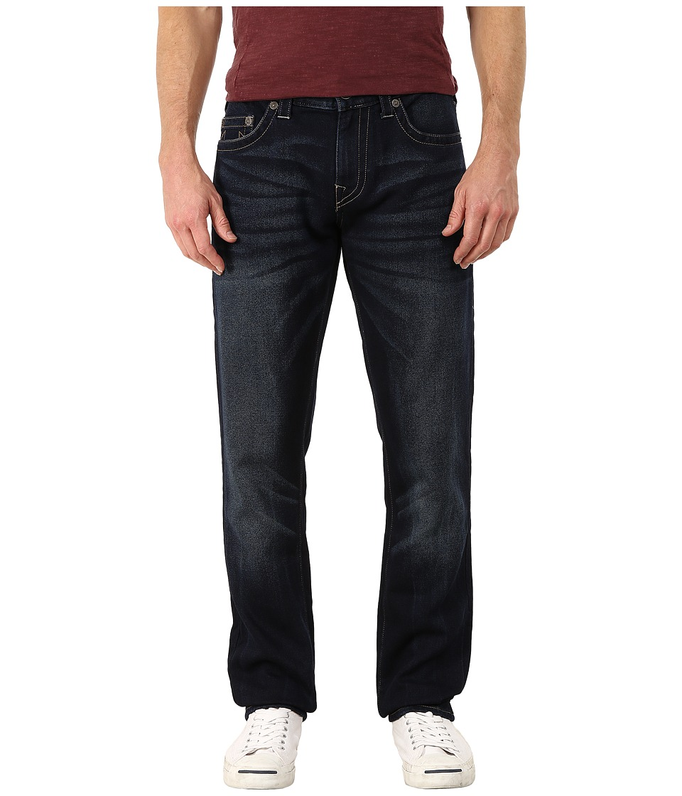True Religion - Geno Active Jeans in Deep Shadow (Deep Shadow) Men