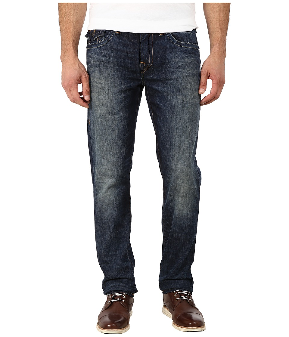 True Religion - Geno w/ Flap Jeans in Urban Dweller (Urban Dweller) Men's Jeans