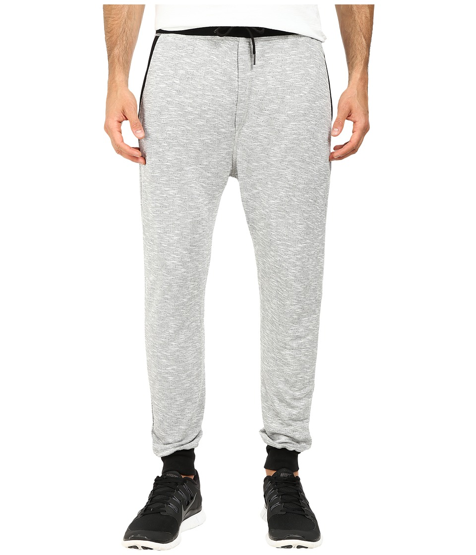 UNCL - Contrast Jogger (Grey) Men's Clothing