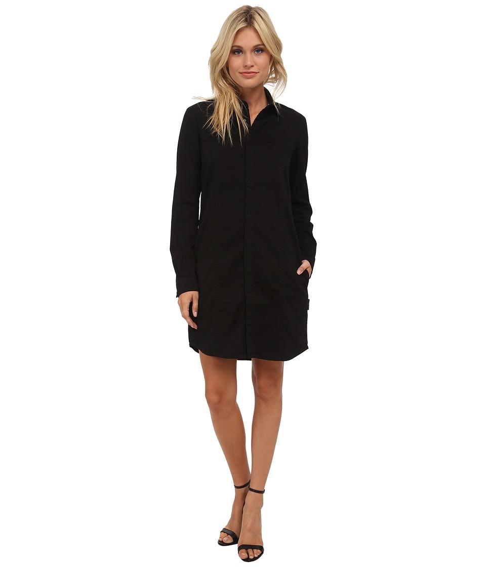 Hudson - Tricia Utility Dress (Black) Women