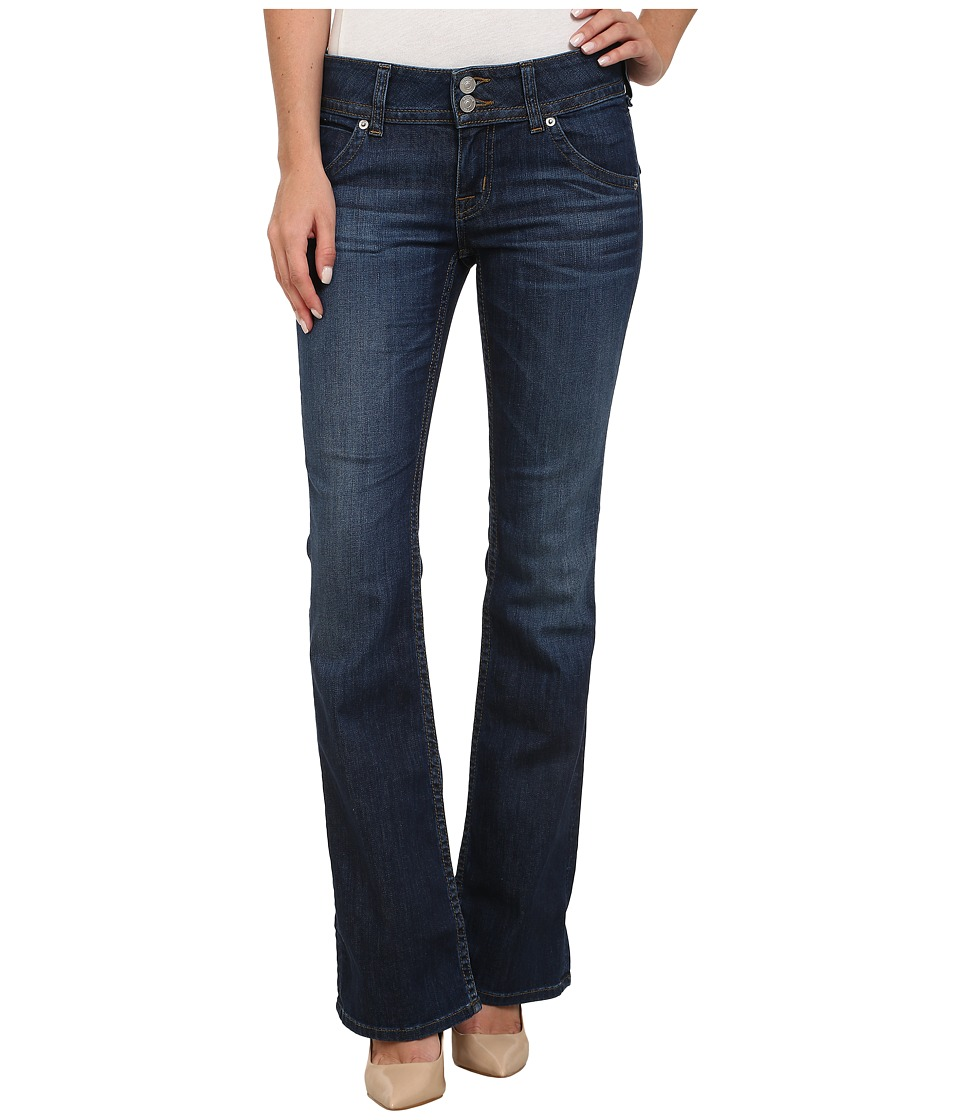 Hudson - Petite Signature Bootcut Jeans in Enlightened (Enlightened) Women's Jeans