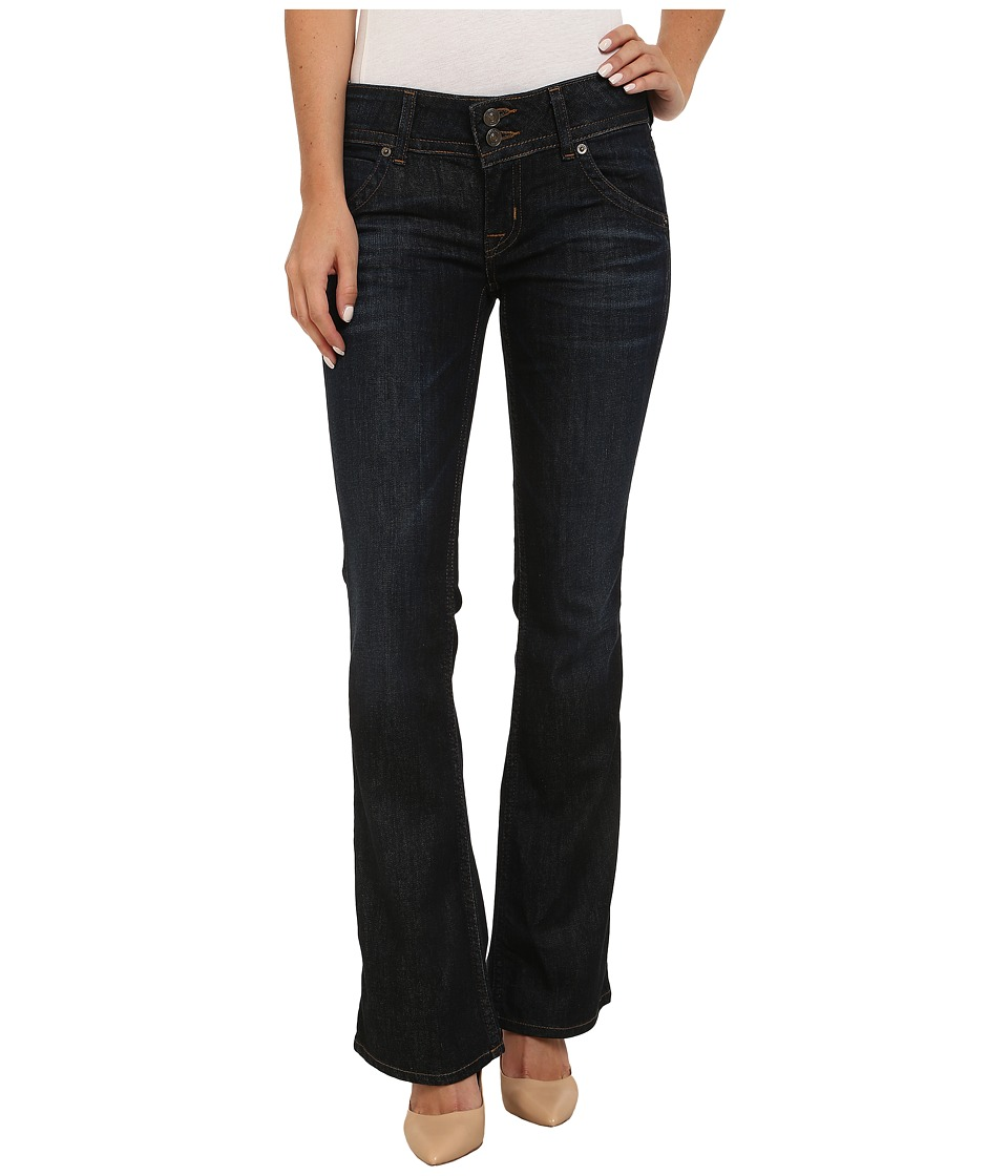 Hudson - Petite Signature Bootcut Jeans in Firefly (Firefly) Women's Jeans