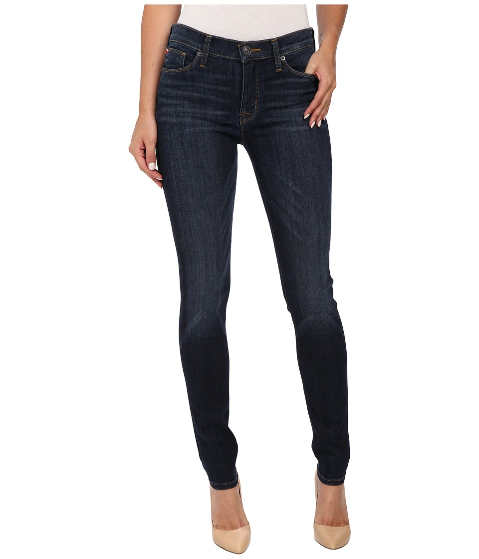 Hudson - Nico Midrise Super Skinny Jeans in Elemental (Elemental) Women's Jeans