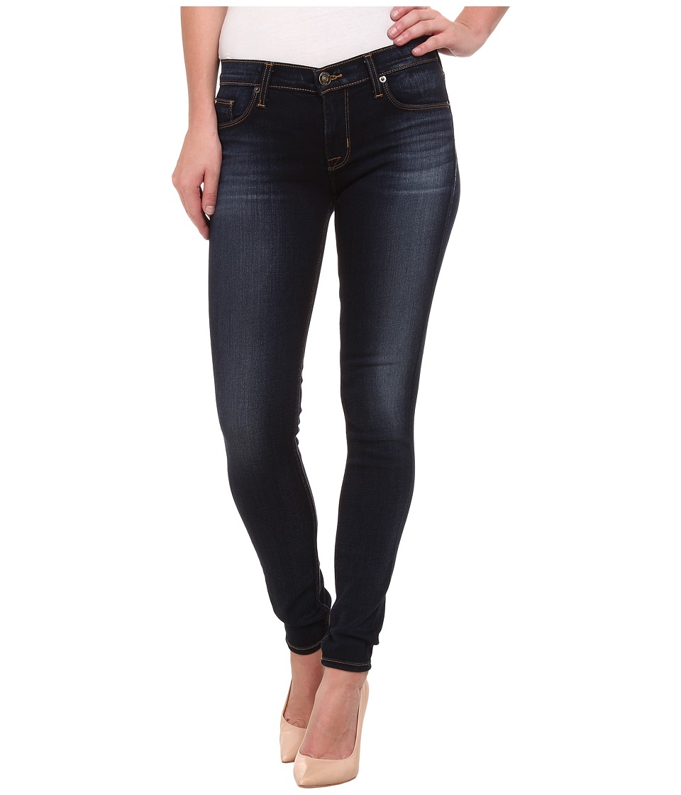Hudson - Krista Super Skinny Jeans in Baltic Luster (Baltic Luster) Women's Jeans