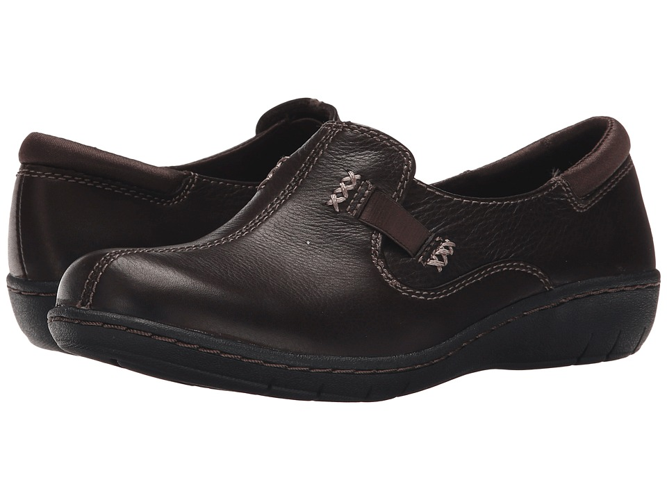 SKECHERS - Washington (Dark Brown) Women's Shoes