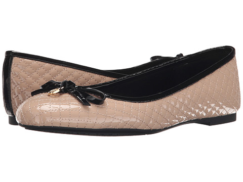 MICHAEL Michael Kors - Melody Quilted Ballet (Light Blush) Women's Flat Shoes