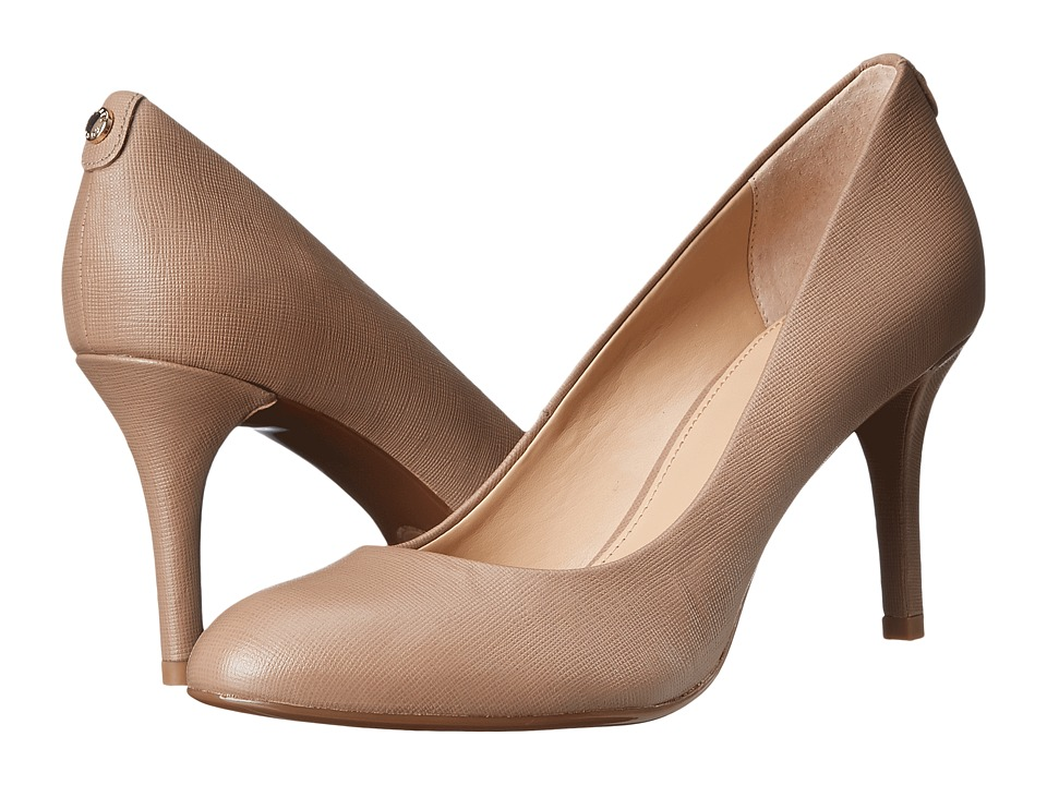 MICHAEL Michael Kors - Flex Pump (Dark Khaki) High Heels
