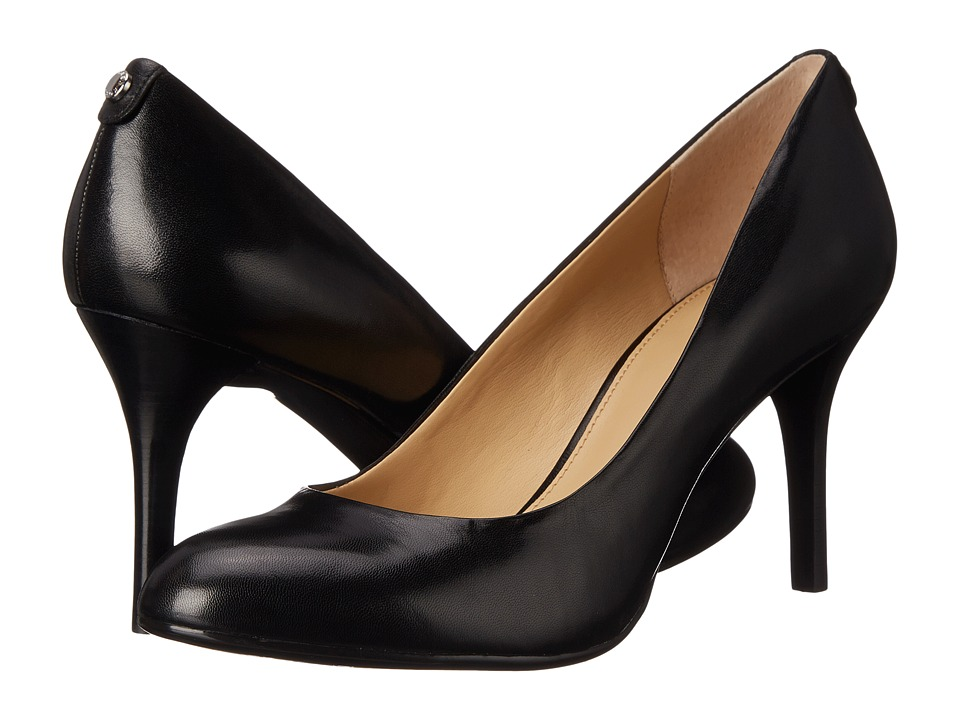MICHAEL Michael Kors - MK Flex Pump (Black) High Heels