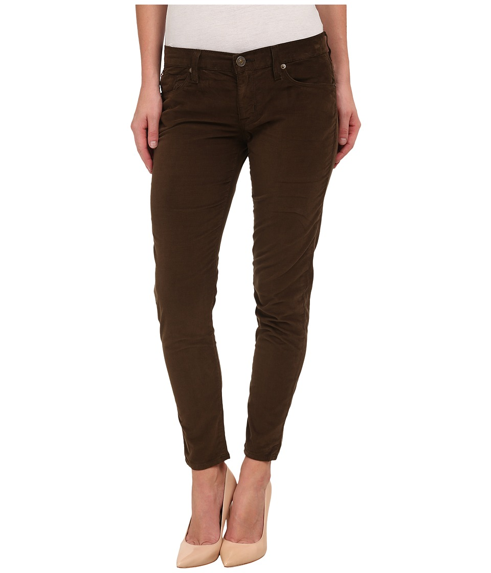 Hudson - Finn Boy Skinny Cords in Incognito (Incognito) Women's Casual Pants