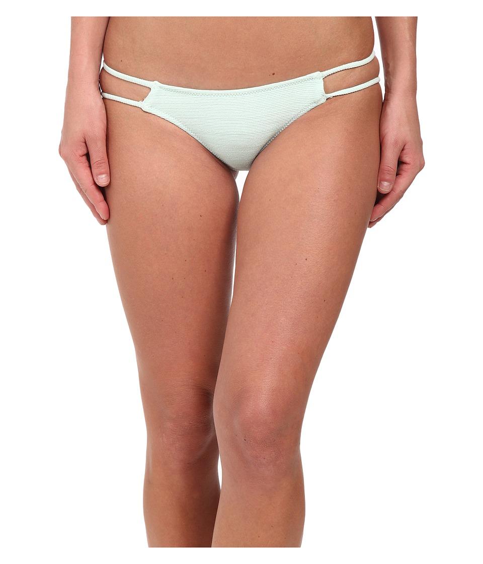 Volcom - Be Mayan Tiny Bottoms (Dusty Aqua) Women's Swimwear