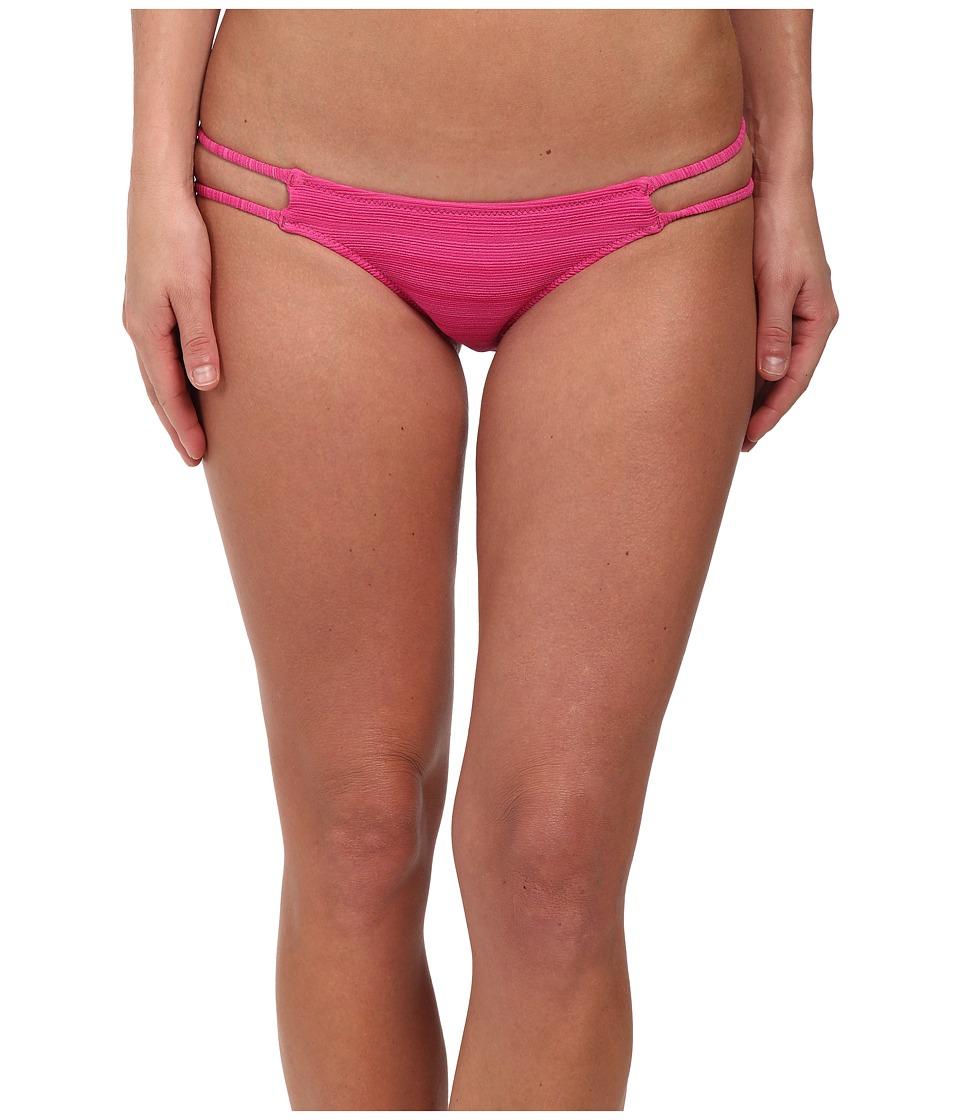 Volcom - Be Mayan Tiny Bottoms (Fiesta Pink) Women's Swimwear